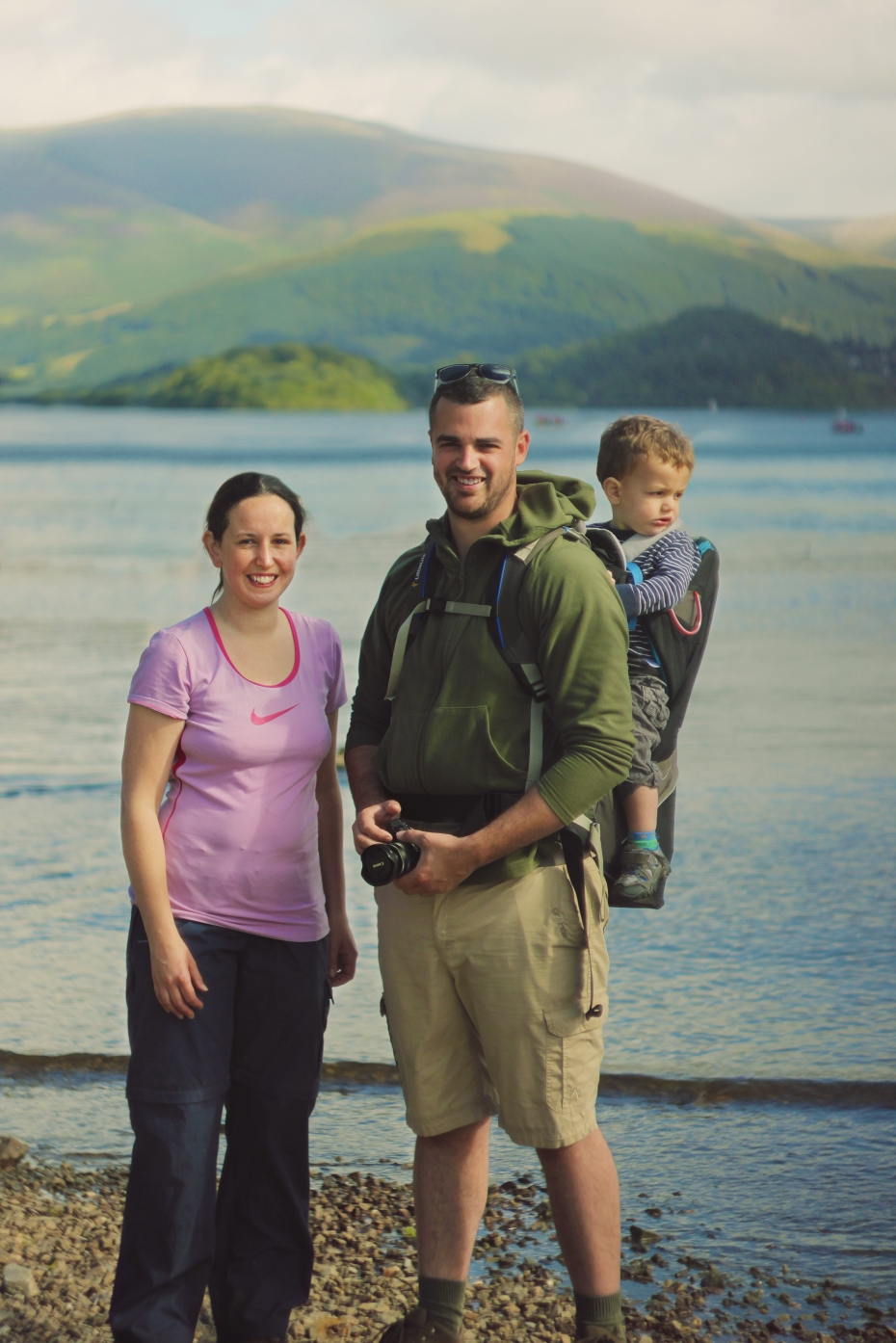 Our walks this year have been mainly family friendly. Photo courtesy of Viewranger