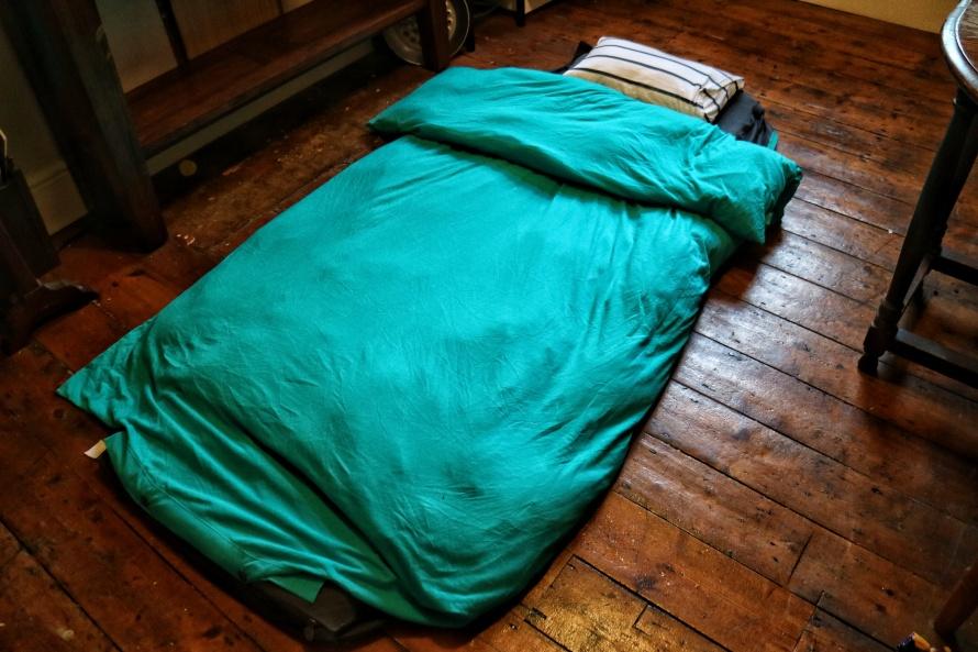 Bundle Bed